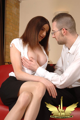 t liberty office 02 2010 Brings Some Exciting News From British Tgirl Liberty Harkness!