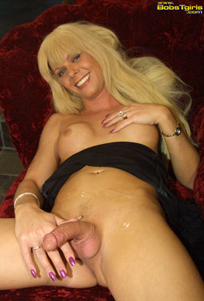 Joanna Jet on Bob's Tgirls!