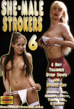 Shemale Strokers: Volume 6