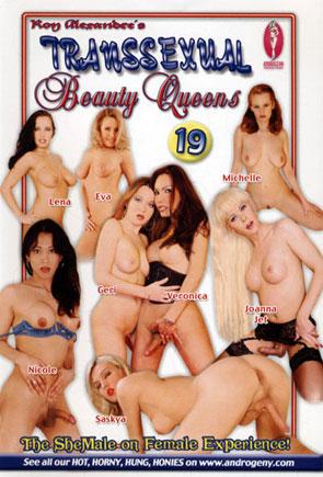Transsexual Beauty Queens: Volume 19