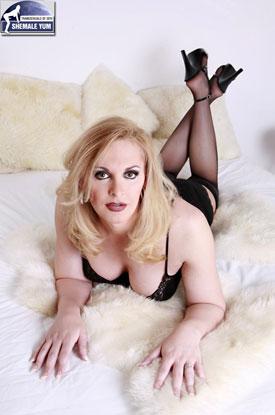 British Tgirl - Alison Dale!