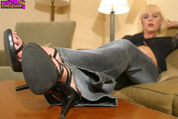 Joanna Jet on Frank's Tgirl World!