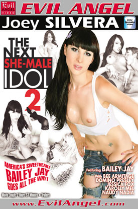 Joey Silvera's The Next She-Male Idol: Volume 2