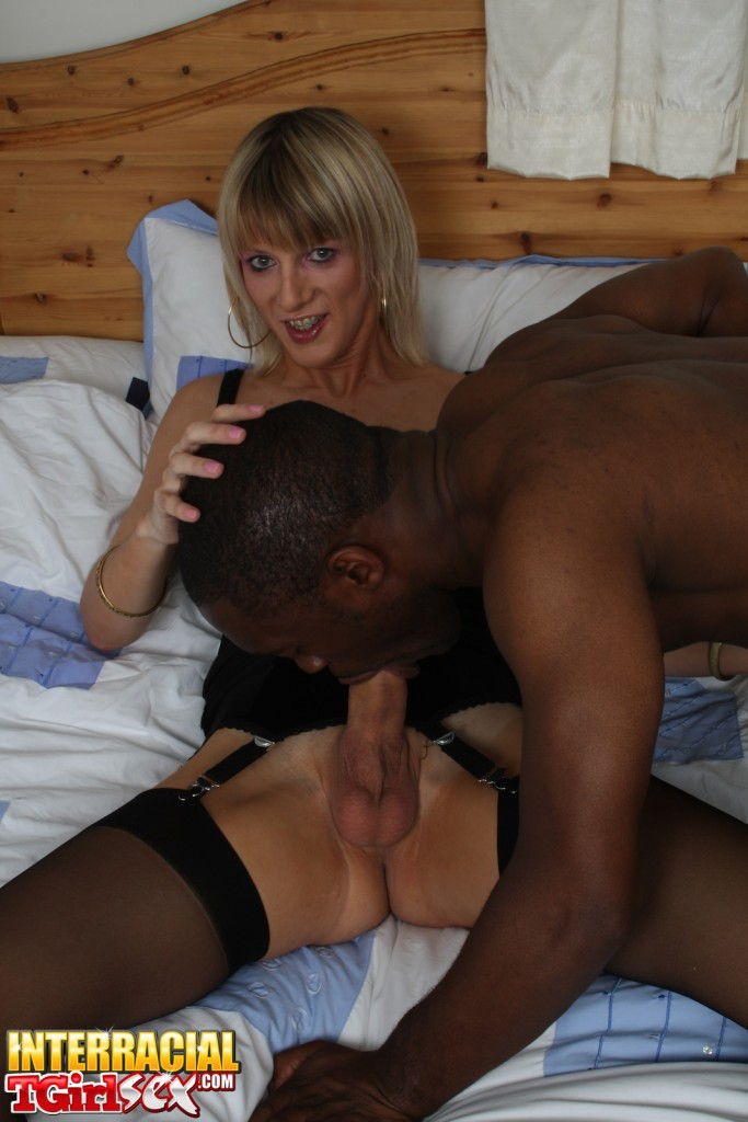 interracial tgirl sex