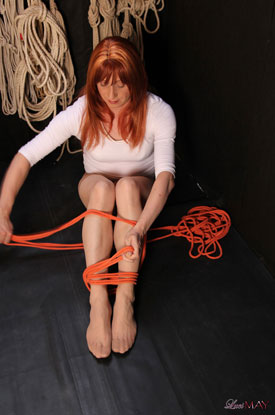 Luci May - Tied Up!