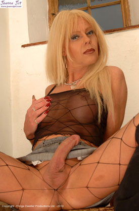 Joanna Jet - Bodystocking