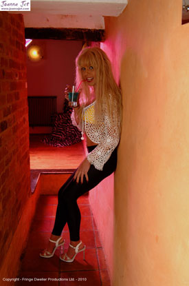 t joanna jet eighties 01 British Tgirl Joanna Jet Goes Back To The Eighties!