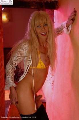 t joanna jet eighties 03 British Tgirl Joanna Jet Goes Back To The Eighties!