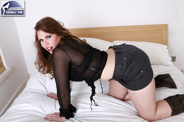 British Tgirls - Samantha!