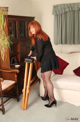 British Tgirl Luci May!
