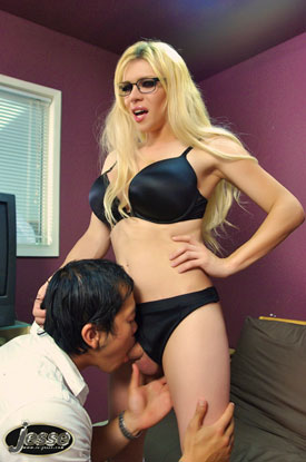 Blogger tranny sex