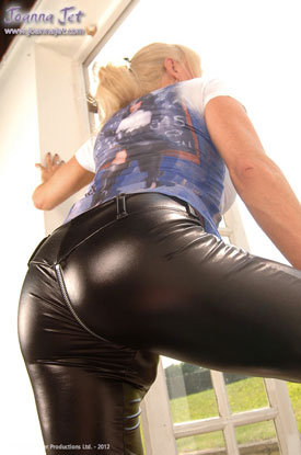 British Tgirls - Joanna Jet!