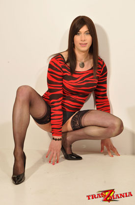 British Tgirls presents Dirty Danni!