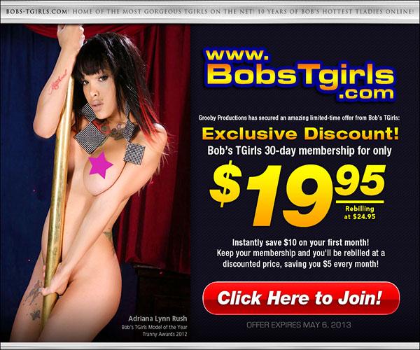Bob's Tgirls!