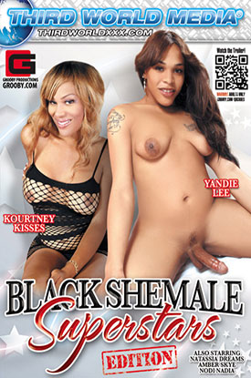 black shemale superstars f Black Shemale Superstars DVD Is Available Soon!