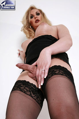 British Tgirls presents Alison Dale!