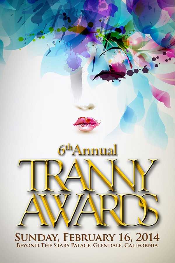 You're Invited to the 2014 Tranny Awards!