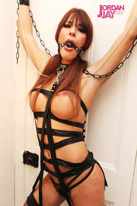 t british tgirls jordan jay 04 Whips And Chains From British Tgirl Jordan Jay!