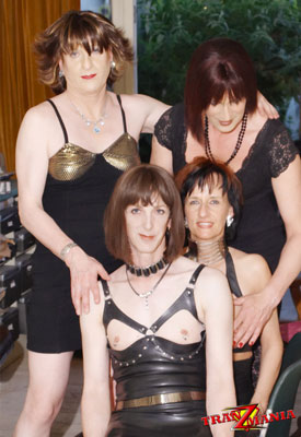 British Tgirls presents TranzMania!