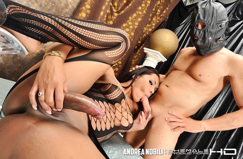 British Tgirls Blog presents Andrea Nobili Productions!